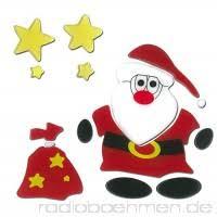 Magicgel Fensterbilder Weihnachten Winkender Schneemann