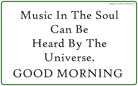 Good Morning Music Quotes Best Of 224 Good Music Quotes 24 QuotePrism
