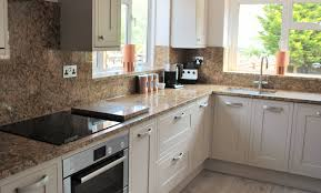 Granite Kitchen Work Tops Stunning Capolavoro Granite Kitchen Worktops Splashbacks And