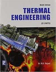 Thermal Engineering (SI Units) by R.K. Rajput (2013-06-03): R.K. ...