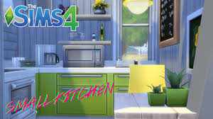 Small Picture THE SIMS 4 Compact Home Decor KITCHEN YouTube