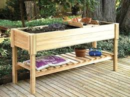 elevated planter boxes amazing of raised garden best ideas about planters diy a1
