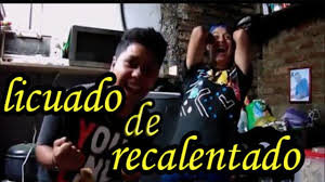 LICUADO DE RECALENTADO/Mini Blog Ft. David *No aguantamos* - YouTube