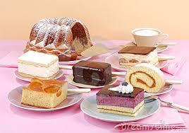 taarten buffet