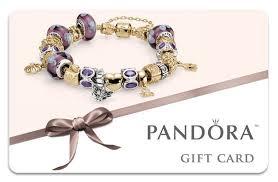 pandora gift card google search