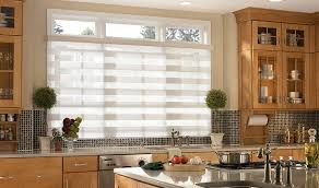 Designer Kitchen Blinds Delectable 48 Modern Kitchen Window Treatments To Replace Old Curtains