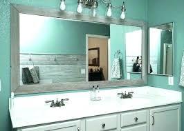 bathroom mirror frame tile. Modren Tile Frame For Bathroom Mirror Mirrors With Frames Kit    For Bathroom Mirror Frame Tile