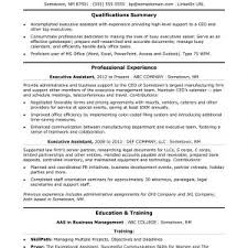 Executive Assistant Resumes Best Of Administrative Assistant