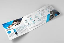2 Folded Brochure Template Top Rated Tri Fold Brochure Template 000657 Template