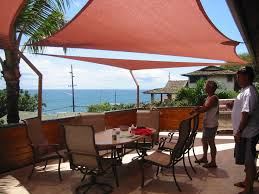 architecture patio shade sails elegance bellflower the com with decor 12 for on installation waterproof