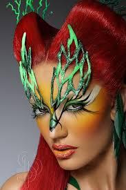 poison ivy make up by valentin kulaginphotography by dan rdretouch by stefka pavlova
