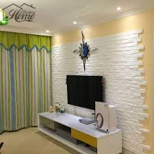 pe foam 3d wall stickers safty home decor wallpaper diy wall decor