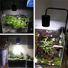 Terrarium Light Nilipal Led Aquarium Light Freshwater Fish Tank Lighting