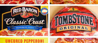 Tombstone Pizza Vending Machine Locations Stunning Best Frozen Pizzas For Your Buck Pizza Oven