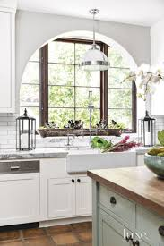 White On White Kitchens 25 Best Ideas About Rustic White Kitchens On Pinterest White