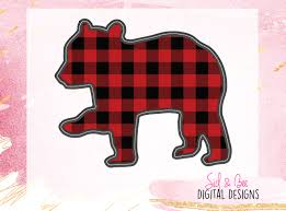 Bear Claw Embroidery Design Baby Bear Applique Bear Silhouette Applique Design Baby