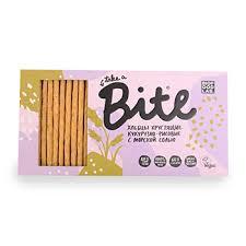 <b>Хлебцы</b> Take a <b>Bite кукурузно</b>-<b>рисовые</b> с морской солью без ...