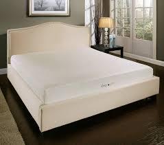 Organic Bedroom Furniture Serene Organic 10 Memory Foam Mattress