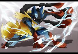 Pokemon Mega Lucario Wallpapers - Top Free Pokemon Mega Lucario Backgrounds  - WallpaperAccess