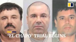 Mexican drug boss El Chapo ordered man killed over handshake snub,  triggered cartel turf war