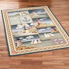 coastal area rugs views rug round sand dollar tropical accent nautical carpet starfish braided burnt orange navy indoor outdoor anchor fabulous