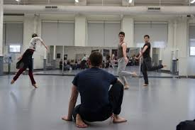 blog trisha brown in the new body the louise reed center for dance is currently undergoing a facelift the building which houses the rehearsal studios of the pennsylvania ballet and the