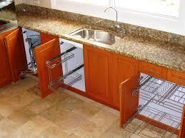 Kitchen Sink Drain Rack Single Bowl Sink Dish Rack Undersink Pull Out Basket Half Round
