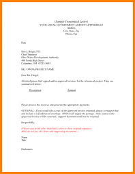 6 Example Of Letter Of Transmittal And Remittance This Is