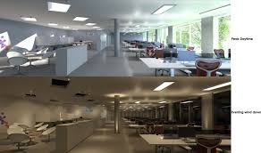 office space lighting. Onlight Human-Centric Office Lighting Space