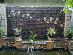 Small Picture top 18 rustic brick fountain designs start an easy backyard garden