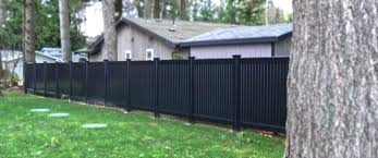 black vinyl fence panels. Perfect Panels 4 Ft Vinyl Fence High Panels Fences Ideas With Regard To    And Black Vinyl Fence Panels O