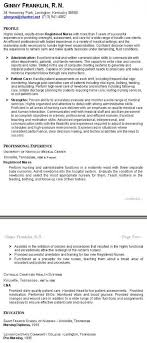 How To Make A Nursing Resume Fascinating Free Download Sample Nursing Student Resume Sample Search Results