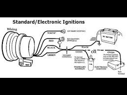 wiring diagram sun pro tach wiring diagram early tachs and how to install a tachometer on a motorcycle at Early Electronic Ignition System Diagram For Wiring A Tachometer