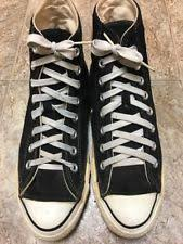 converse vintage shoes. converse made in usa vintage 1970-1980 shoes e