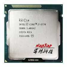 Intel Core i7-3770 i7 3770 3.4 GHz Quad-Core CPU Processor 8M ...