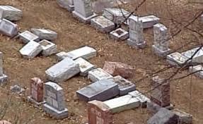 نيويورك - بعد تخريب مقابر يهودية اعتقال رجل هدد بتفجير مراكز يهودية