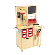 kids workbench to elegant toy wooden tool bench ideas bedrooms decorations