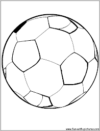 Small Picture Soccer Coloring Pages Free Printable Colouring Pages for kids to