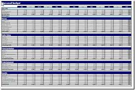 finances excel template 10 free household budget spreadsheets for 2018