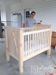 best 25 diy crib ideas