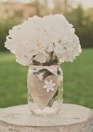 Mason Jar Table Decorations Wedding Stunning Wedding Centerpiece Ideas That Won't Make You Poor 19