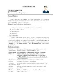 Objectives Resume Examples Objective In Resume Samples Best