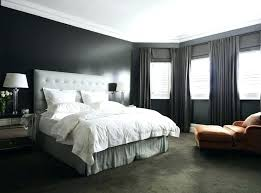 bedroom with grey walls interiors bedrooms gray and orange dark platinum light headboard except white dec