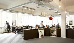 18 feet rising agency advertising ad agency office design