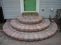 Outdoor Steps Top Step Too Small To Allow Comfortable Entrance Outdoor Steps