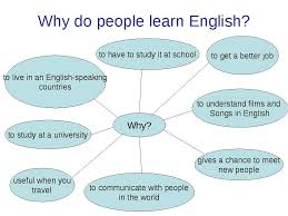 essay why we should study english