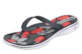 skechers yoga mat sandals. skechers h2 goga lagoon charcoal grey coral women\u0027s comfort flip flops. \u2039 \u203a yoga mat sandals