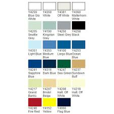 Brightside Marine Paint Color Chart Interlux Brightside Color Bannhadattandinh Info