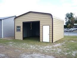 how much is a one car garage door one car garage cost single garage single garages
