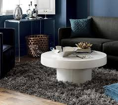 view in gallery stone coffee table from cb2